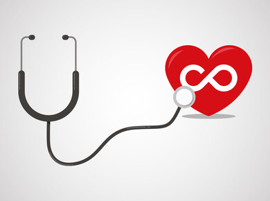 © Designed by Freepik (http://www.freepik.com/free-vector/healthcare-card-with-phonendoscope-and-a-heart_875603.htm)