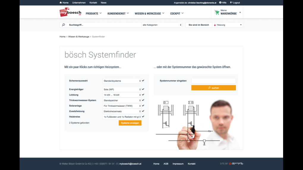 Bosch Modernizes Their B2B Ordering System with Pimcore PIM -1