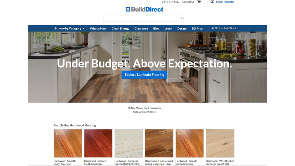 BuildDirect builds stronger online experience using Pimcore PIM Solution -2