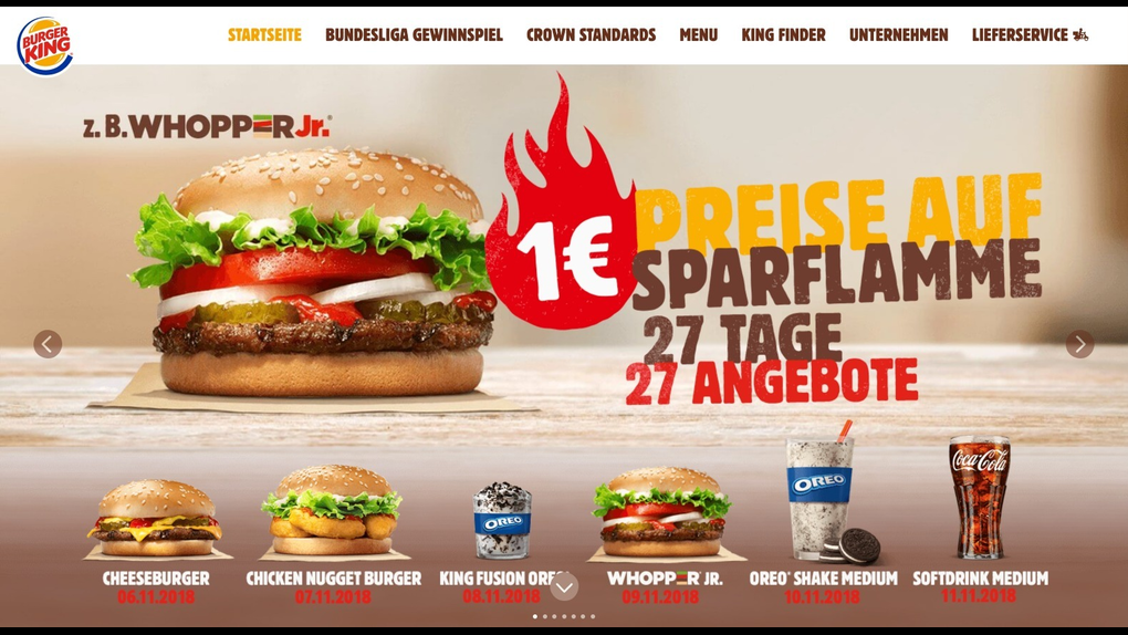 Burger King Increases Their Brand Loyalty with Pimcore CMS Platform - 2