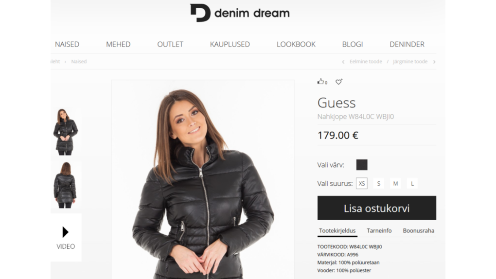 Pimcore's eCommerce solution helped Denim Dream unleash its full potential
