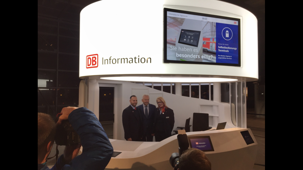 Pimcore empowers transformation of Deutsche Bahn AG information systems