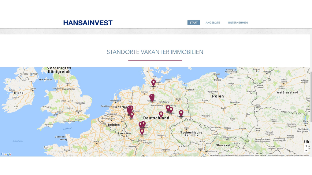HANSAINVEST Grows Sales and Improve Experience With Pimcore CMS Solution -4