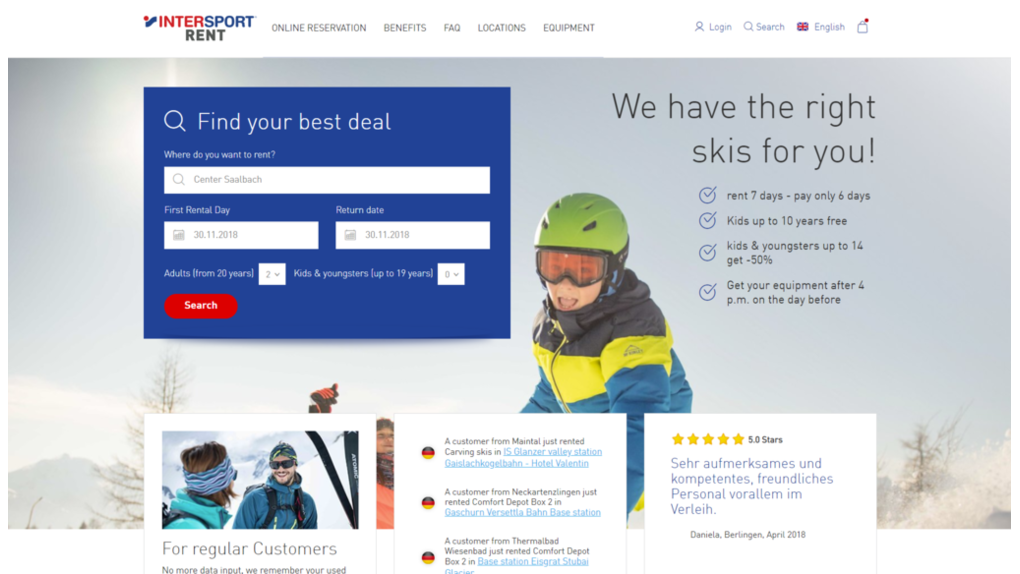 Intersport Rent Improves Customer Experience with Pimcore CDP -1