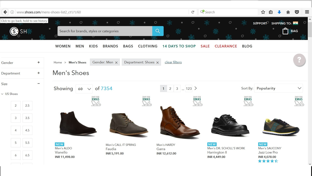 Shoes.com updated their system using Pimcore PIM platform to meet the growing business demands