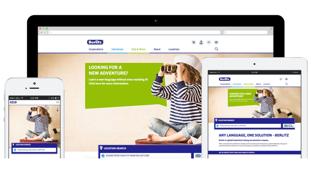 Berlitz Builds Multi-site Solution With Pimcore MDM System -1