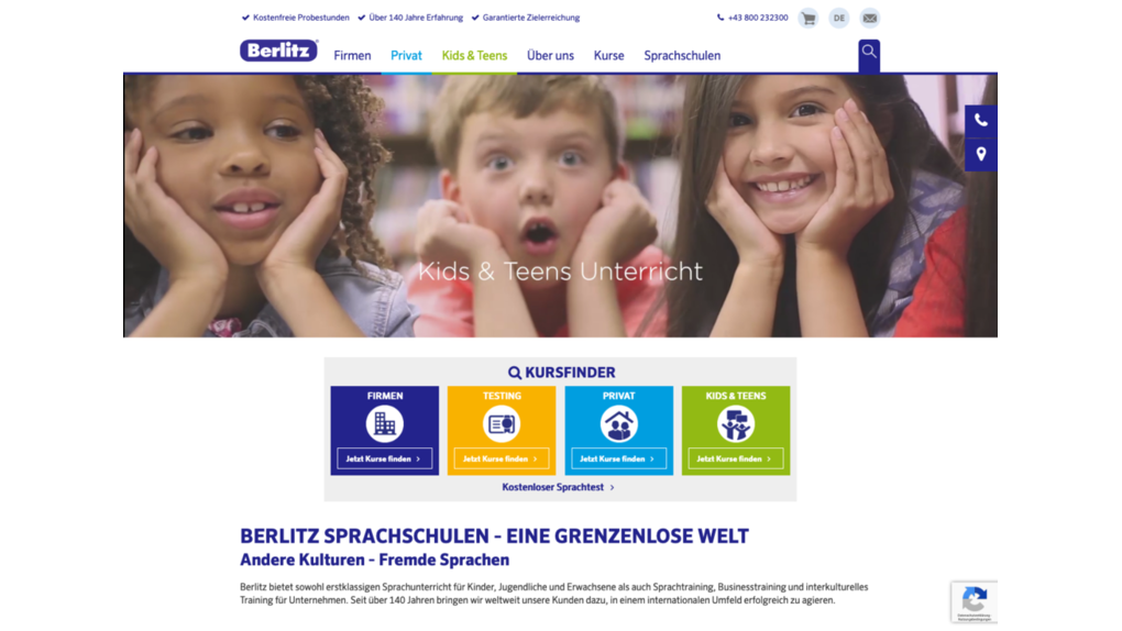 Berlitz Builds Multi-site Solution With Pimcore MDM System -3