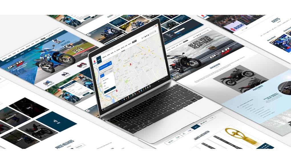 Suzuki Improves Their Online Web Presence with Pimcore Platform -1